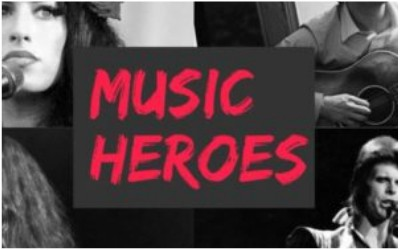 MUSIC HEROES SPECIAL 25-03