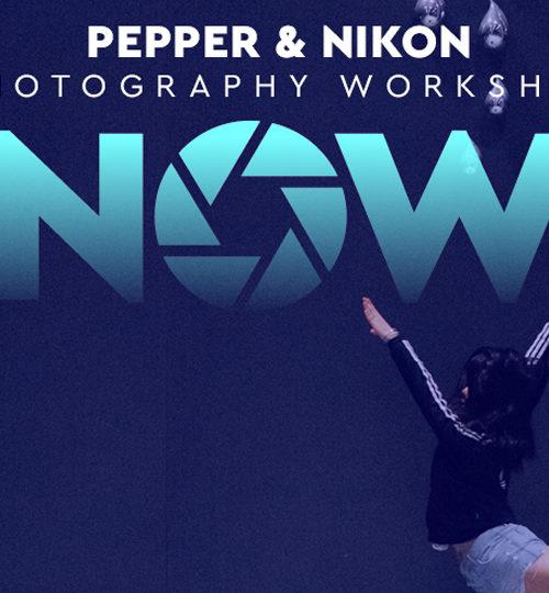 Pepper & Nikon photography workshop