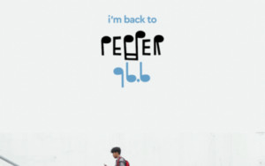 I' M BACK TO PEPPER! SEPTEMBER 2018