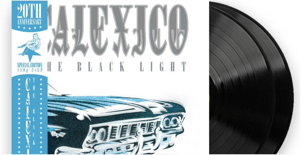 pepper radio – calexico – black light