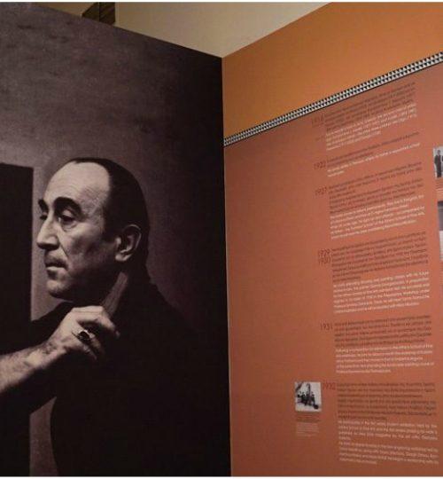 Παράταση της έκθεσης Γιαννη Μόραλή στο Μουσείο Μπενάκη