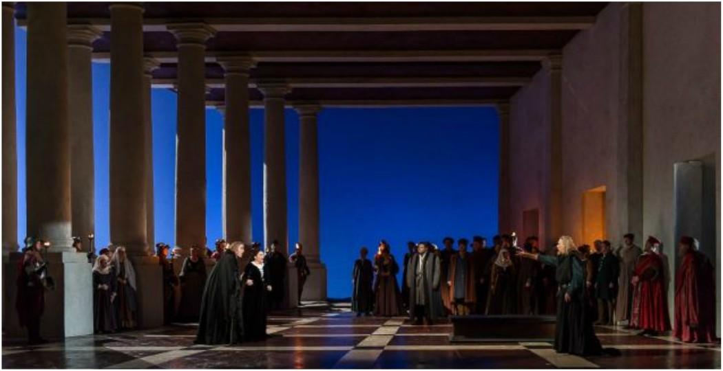 Κύκλος Ιταλική όπερα στην ΕΛΣ με τον Σιμόν Μποκανέγκρα