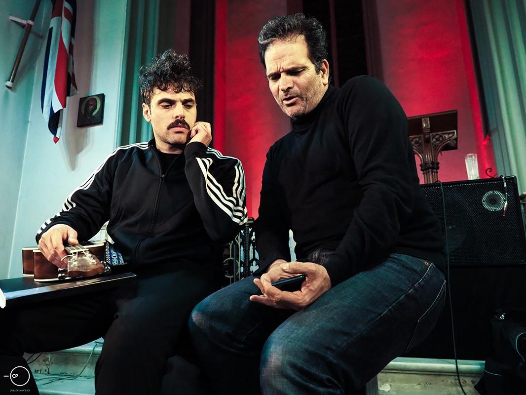 Γιώργος Παπαγεωργίου & Polkar