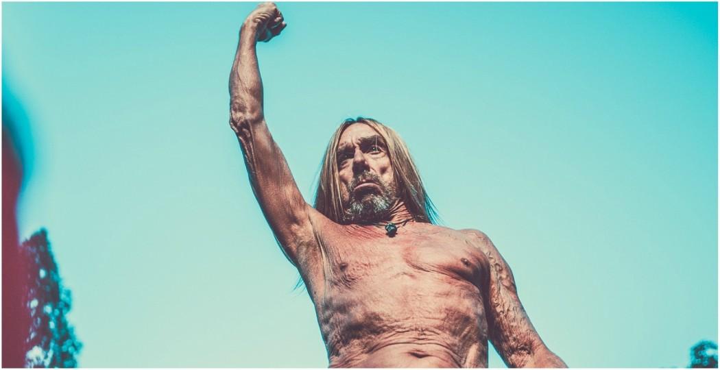 Iggy Pop- Release Athens 2019- plateia nerou