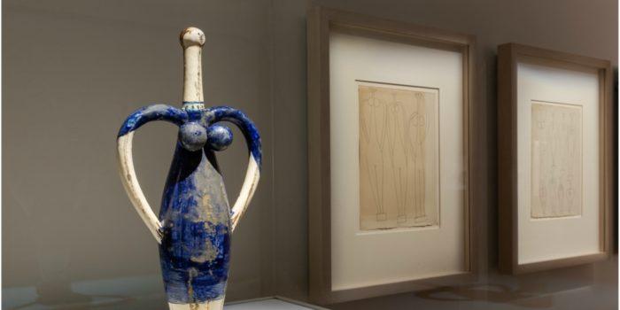 O Πικάσο στο Μουσείο Κυκλαδικής Τεχνης