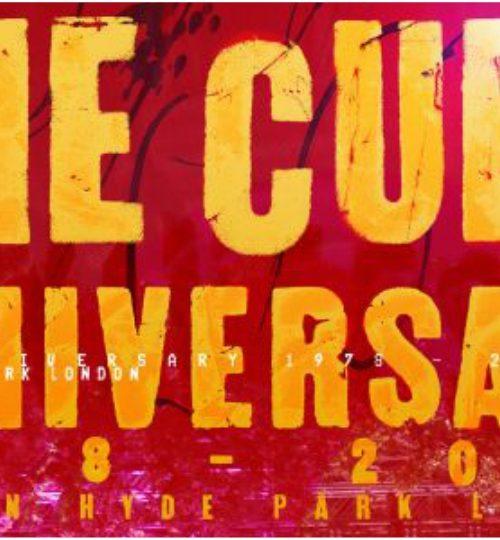 Κερδίστε διπλές προσκλήσεις για τη νέα ταινία με τους Cure