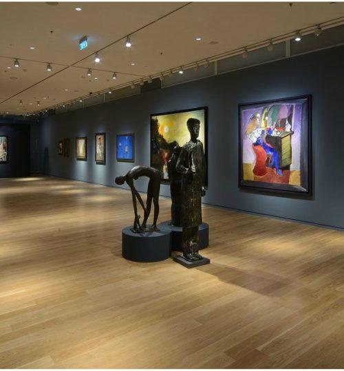 Ανοίγει το νέο μουσείο Σύγχρονης Τέχνης Ελίζας και Βασίλη Γουλανδρή