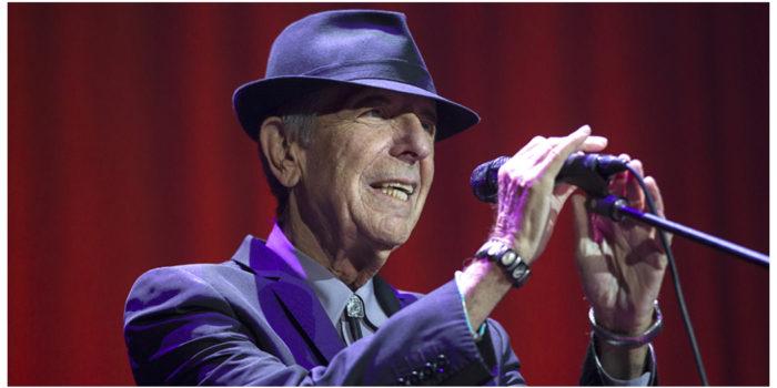 Μεταθανάτιο άλμπουμ του Leonard Cohen
