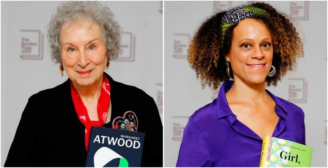 Οι δύο γυναίκες συγγραφείς που μοιράζονται το Booker 2019