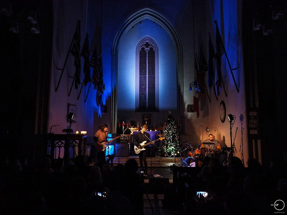 CHURCH SESSIONS: Sillyboy's Ghost Relatives