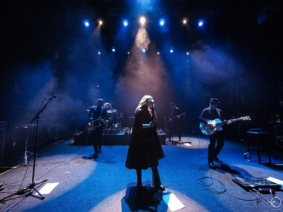 Hooverphonic live in Athens