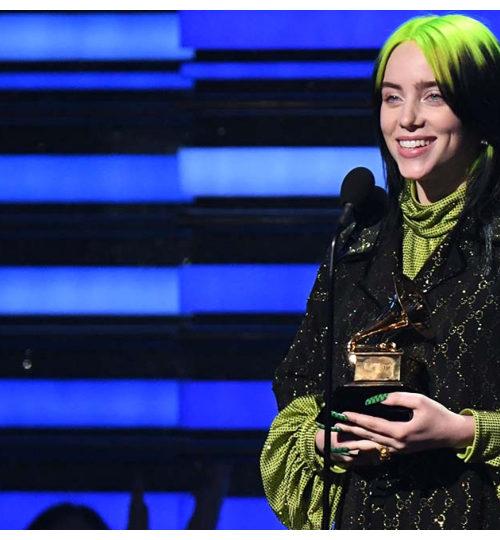 Βραβεία Grammy 2020: Μεγάλη νικήτρια η Billie Eilish