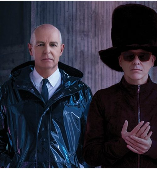 Οι Pet Shop Boys στο Release Athens 2020