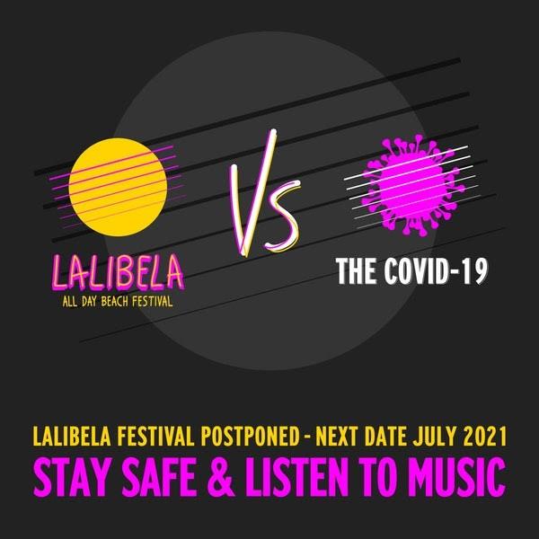 Ακυρώνεται το LALIBELA FESTIVAL 2020
