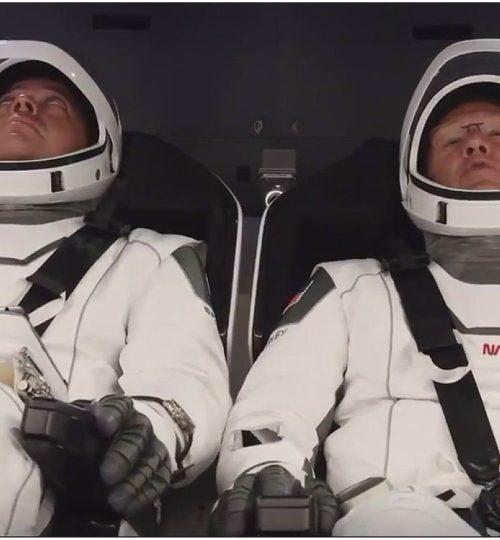 Με AC/DC η ιστορική διαστημική αποστολή της NASA