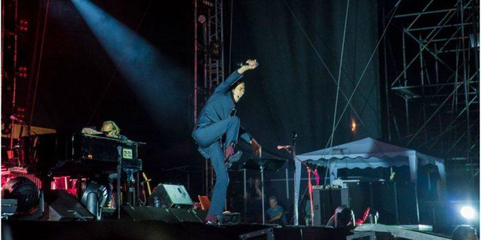 "Ejekt Festival 2018: Όταν ο Nick Cave δεν ""καταλάβαινε"" απο βροχή"