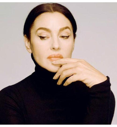 Η Μόνικα Μπελούτσι στο Ηρώδειο ως Μαρία Κάλλας