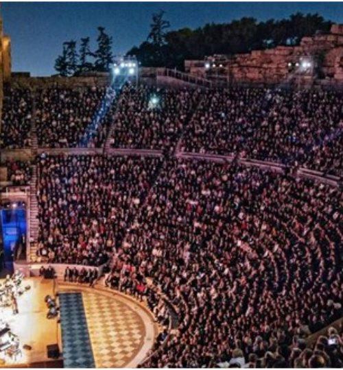Το Φεστιβάλ Αθηνών ενημερώνει για τα ειδικά μέτρα κατά του κορωνοϊού